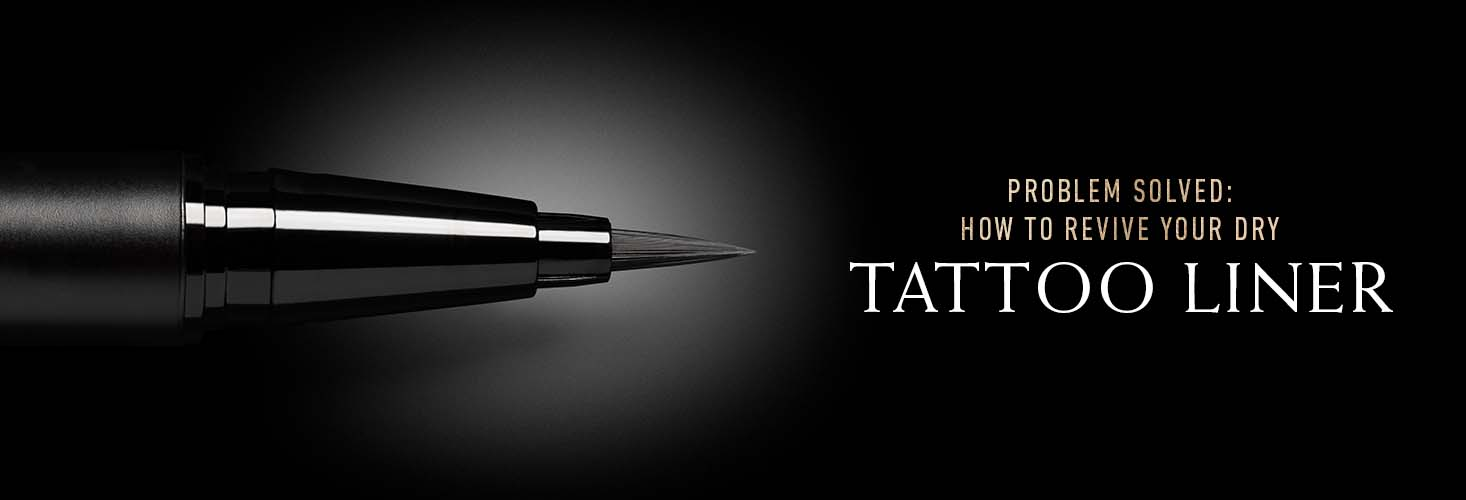 Application tip of Tattoo Liner in Trooper